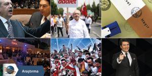 Türkiye'de 2017 yılı böyle geçti