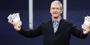 Apple'ın hedefi bir trilyon dolarlık şirket olma...