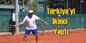 İsmail Serim Avrupa Senior Şampiyonasında İkinci Oldu