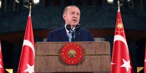 """Cumhurbaşkanı Erdoğan: """"Trump'u aramayacağım"""""""