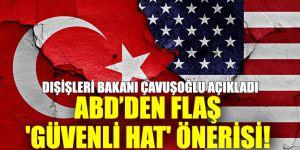 ABD, 'güvenli hat' önerisi yaptı!