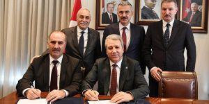 Gıda Tarım ve Hayvancılık Bakanlığı ile Ege Üniversitesi işbirliği protokolü imzaladı
