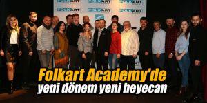 Folkart Academy'de yeni dönem yeni heyecan