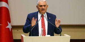 Başbakan Konya'dan açıkladı! Bugün Afrin yarın bir başka yer