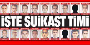 Cumhurbaşkanı Erdoğan'ın Marmaris'te Kaldığı Otele Saldıran Suikast Timi