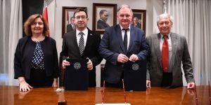 Ege'den uluslararası işbirliği