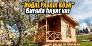 """Doğal Yaşam Köyü"" Burada hayat var"