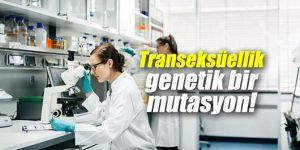 """""""Transeksüellik genetik bir mutasyon"""""""