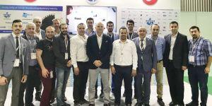 Ağaç İşleme Makinecileri Dubai'de gövde gösterisi yaptı