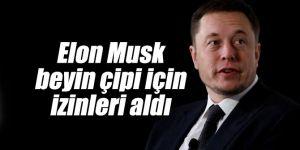 Elon Musk'a izin çıktı