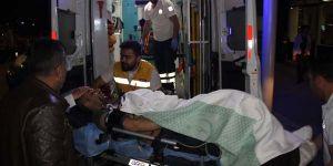 Damat dehşeti: 1 ölü 2 yaralı...