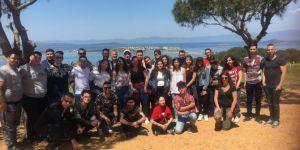 DAÜ Gastronomi Öğrencileri İzmir Çikolata Festivaline katıldı