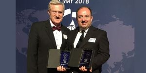 Dünya Ambalaj Örgütü'nden Sarten'e iki ödül birden