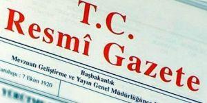 Milletvekili aday listeleri Resmi Gazete'ye gönderildi
