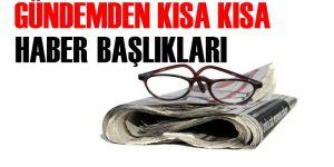 30 Haziran 2018 Türkiye gündemi
