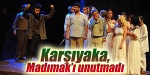 Karşıyaka'da Madımak katliamı unutulmadı