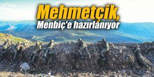 Mehmetçik, Menbiç'e hazırlanıyor