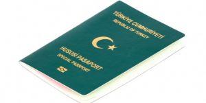 2023 ihracat hedefine yeşil pasaport takviyesi