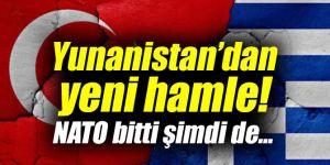 Yunanistan'dan yeni hamle! NATO bitti şimdi de...