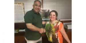 Zeytindostu Derneği'nin yeni başkanı seçildi
