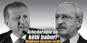 Kılıçdaroğlu'na kötü haber! Mahkeme kararını verdi