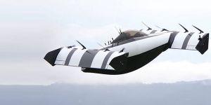 Pilot ehliyetine gerek duyulmayan uçan araba geliyor