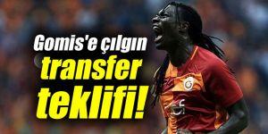 Gomis'e çılgın transfer teklifi!