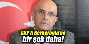 CHP'li Berberoğlu'na bir şok daha!