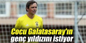 Cocu Galatasaray'ın genç yıldızını istiyor