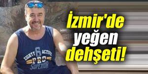 İzmir'de yeğen dehşeti! Özel olarak yaptırdığı sopasıyla...