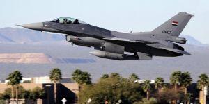 Irak savaş uçakları, DEAŞ'ı vurdu