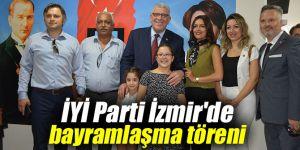 İYİ Parti İzmir'de bayramlaşma töreni