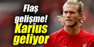 Flaş gelişme: Liverpool izin verdi Karius geliyor