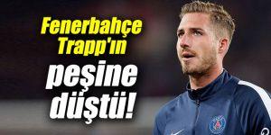 Fenerbahçe Trapp'ın peşine düştü!