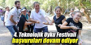 4. Teknolojik Uyku Festivali başvuruları sürüyor