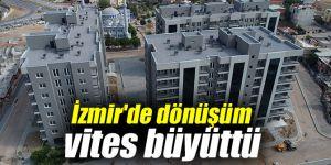 İzmir'in dönüşümü hızla sürüyor