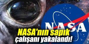 NASA'nın sapık çalışanı yakalandı!