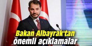 Bakan Albayrak'tan önemli açıklamalar