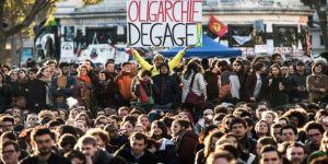 Fransa'nın Gezi Eylemleri 'Gece Ayakta' Devam Ediyor