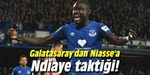Galatasaray'dan Niasse'a Ndiaye taktiği!