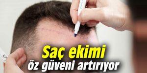 Uzmanı açıkladı: Saç ekimi öz güveni artırıyor