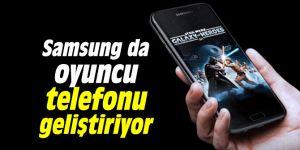 Samsung da oyuncu telefonu üzerinde çalışıyor