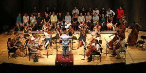 Geleceğin orkestra şefleri Karşıyaka'da yetişiyor