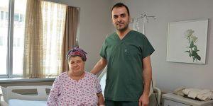 İki ameliyat oldu sağlığına kavuştu