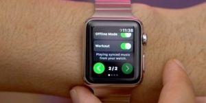 Spotify'dan Apple Watch kullanıcılarına müjde!