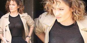Jennifer Lopez'in Siyah Kazak Kazası