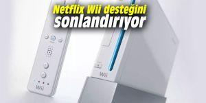 Netflix Wii desteğini sonlandırıyor