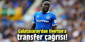 Galatasaray'dan Everton'a transfer çağrısı!