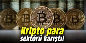 Kripto para sektörü karıştı!