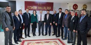 Anadolu Kardeşlik Derneği Yola Çıktı